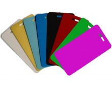 Luggage Tags - Anodized
