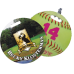 Sports Bag Tags - Full Color