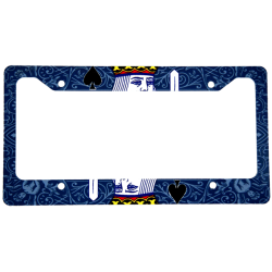 License Plate Frame - Full Color